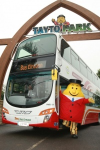 Bus Eireann and Tayto Park, view Route 103