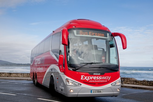 Travel the Wild Atlantic Way with Bus Éireann