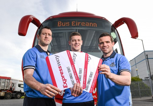 Bus Éireann Expressway wish the Boys in Blue the very best of luck for their quarter final clash with Monaghan on Saturday evening in Croke Park