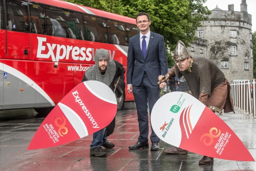 Summer Hot Offers on X7 Dublin Airport – Dublin city – Kilkenny - Clonmel