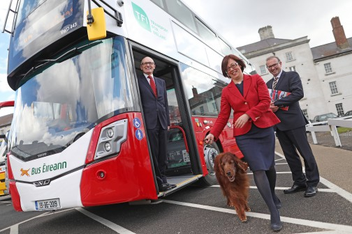 Ireland's largest public transport operator outside of Dublin achieves financial recovery and announces exciting plans for the future